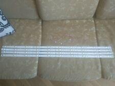 LOTE DE 4 TIRAS DE LED  HISENSE H49N5700