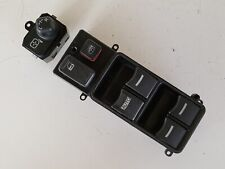 04 05 Acura TSX Drivers Side Left Master Window & Lock Switch OEM