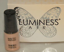 LUMINESS AIR - Airbrush Foundation SHADE #2 MATTE Finish FM2  BLOOM *BRAND NEW!