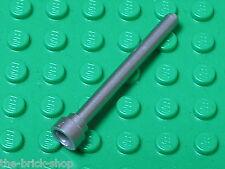Antenne MetallicSilver LEGO Antenna ref 3957 / Set 7586 10181 4955 8664 8154 ...