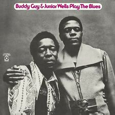 Buddy Guy, Buddy Guy & Junior Wells - Play the Blues [New CD] UK - Import