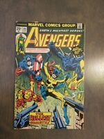 Avengers # 144 - VF ~ First Appearance of Hellcat  (1975) Marvel comics