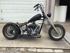 2006 Harley-Davidson Insane Custom Cycle