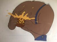 Sonic the Hedgehog Original Painted Animation Cel