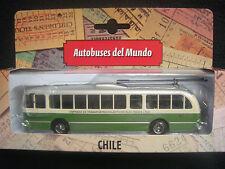 Trolleybus - Very Rare 1:72 Pullman Chile Serie 800 Diecast, Metal, Ixo In Box.!