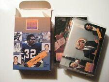 """O J SIMPSON """"IN PURSUIT OF JUSTICE"""" 50 CARD SET 1994. CARDS ARE SEALED IN BOX"""