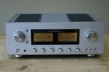 LUXMAN L-550A Pure Class A Integrated Amplifier with phono stage - RRP £3,995