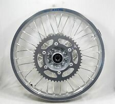 YAMAHA 5XC-W2539-L0-00  OFF-ROAD REAR WHEEL KIT 99-11 YZ125 08-08 YZ250F *NEW