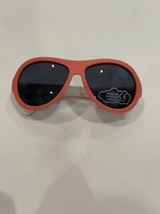 BABIATORS SUNGLASSES Ages 3-5 toddler Pink BRAND NEW