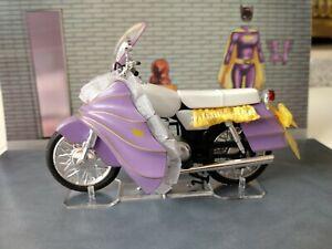 MINT Eaglemoss Batman Automobilia Classic TV Series Batgirl Bike