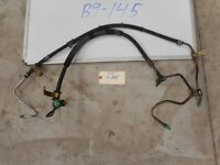 2004 FORD ESCAPE XLT PRESSURE & RETURN POWER STEERING LINES