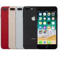 Apple iPhone 8 Plus Smartphone 64GB 256GB Factory Unlocked 4G LTE WiFi iOS