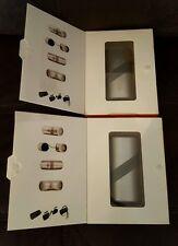 2 x Sony Ericsson MPS-100 Portable Speakers
