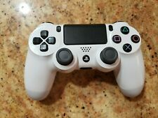 Sony Playstation 4 PS4 DualShock 4 Wireless Controller - White OEM