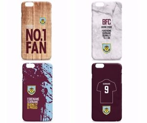 Personalised BURNLEY Football Club FC Phone Case iPhone Samsung Cover Official