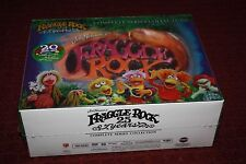 Fraggle Rock - The Complete Set (DVD, 2008, 20-Disc Set) *Brand New Sealed*