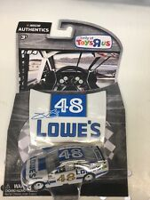 2017 NASCAR AUTHENTICS JIMMY JOHNSON #48 LOWE'S CHEVY SS DARLINGTON 1:64 DIECAST