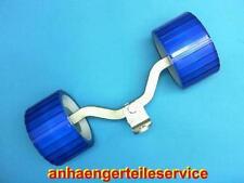 Sliprollen Bootsauflage Kielrolle Rolle aus Polyvinyl Farbe Blau Wippe L30779