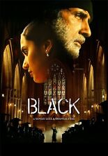 Black (2005) -  Amitabh Bachchan, Rani Mukerji - hindi bollywood movie dvd