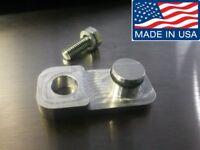 5.3 6.0 Truck Intake Block off plate Evap Delete plates