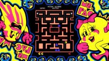 80's Vintage Eighties Cartoon Poster MISS PACMAN Poster |24 inch X 36 inch| 01