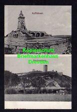 114736 AK Kyffhäuser Sachsenburg Gorsleben Unstrut 1909