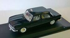 ELIGOR 1:43 AUTO DIE CAST BMW 2000 TAXI 1967 NERO ART 1338