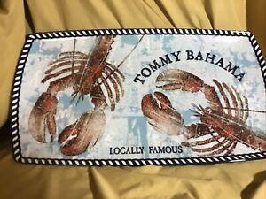Tommy Bahama sevimg tray