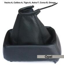 Schaltsack Opel Calibra A Vectra A Combo Corsa B Omega A Tigra A  Astra F Leder