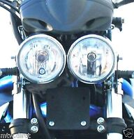 MOTORCYCLE CONVERSION TWIN HEADLIGHT SUITABLE FOR SUZUKI SVF650 Gladius 09-10