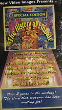 FLIPPER PINBALL History auf DVD Klassiker STERN GOTTLIEB BALLY WILLIAMS CPU