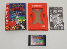 Bugs Bunny in Double Trouble Gensis CIB Complete