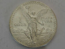 Mexico Libertad Onza 1985 1 oz silver bullion coin