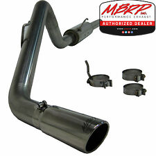 MBRP S5142409 CAT BACK SINGLE SIDE EXIT EXHAUST KIT 09-17 DODGE RAM 1500 5.7L