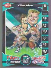 2014 Teamcoach Footy Pointers Card - Oliver Wines