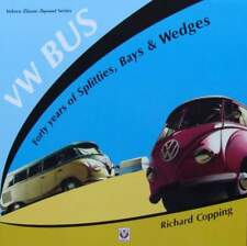 BOEK/LIVRE : VW Bus - 40 years of Splitties, Bays & Wedges (oldtimer transporter