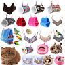 Comfort Pet Rat Rabbit Ferret Chinchilla Cat Hammock Bed Cover Bag Blanket New