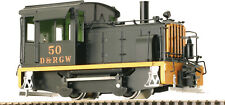 Accucraft   AM55-033  D&RGW Diesel Switcher #50, Messingmodell 1:48, On30