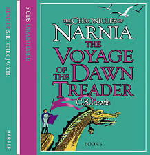 The Voyage of the Dawn Treader by C. S. Lewis (CD-Audio, 2003)