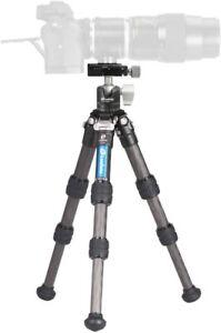 Leofoto LS-223C EB-36 LH-25 Portable Carbon Fiber Tripod Camera Mini Tripod Kit