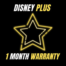 ⭐ Disney Plus ⭐ 1 month warranty ⭐ 4K ⭐ fast delivery ⭐