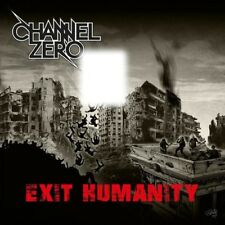Channel Zero - Exit Humanity [New CD] Holland - Import
