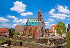 130599 Faller HO Kit of St Johann Church - NEW 2017