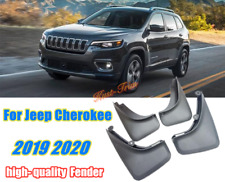 Splash Guards Mud Flaps Mud Guards Fender 4PCS FIT For Jeep Cherokee 2019-2020