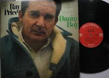 Country Lp Ray Price Danny Boy On Columbia