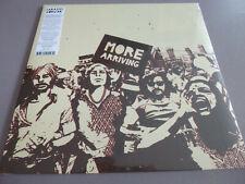 Sarathy Korwar - More Arriving - LP lim. red Vinyl & MP3 //// Neu & OVP