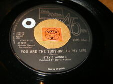 STEVIE WONDER - YOU ARE THE SUNSHINE OF MY LIVE - LOOK / LISTEN - TAMLA MOTOWN