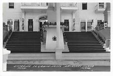 2 RPPC-VIEWS OF THE GRAND HOTEL~MACKINAC ISLAND,MI