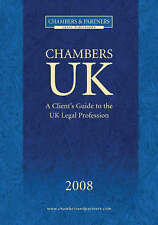 Chambers UK 2017 Solicitors A Client's Guide + The Bar; New; Sealed