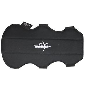 "SAS 7.5"" Archery Arm Guard (Black) SAS-12006-BK"